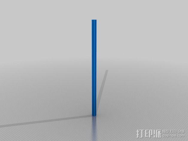 铝型材 3D模型  图6