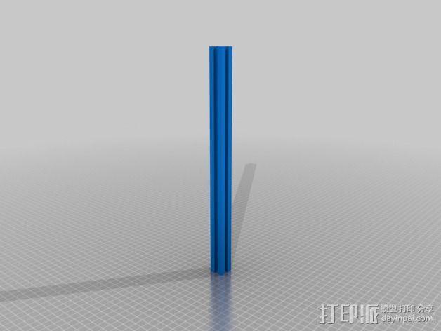 铝型材 3D模型  图7