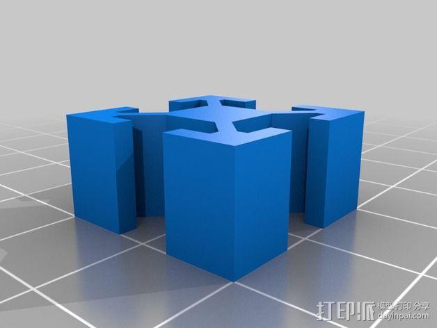 铝型材 3D模型  图8