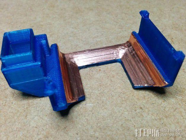 风扇导管 3D模型  图1
