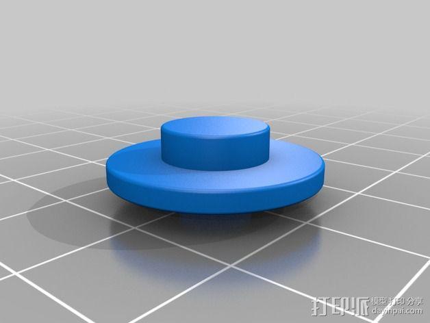 口袋妖怪球  3D模型  图2