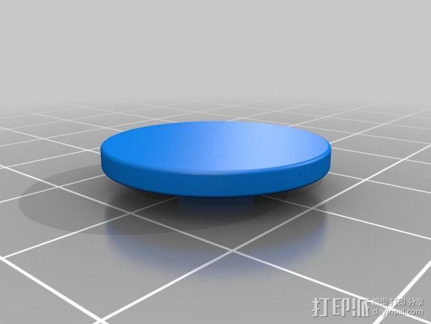 口袋妖怪球  3D模型  图3