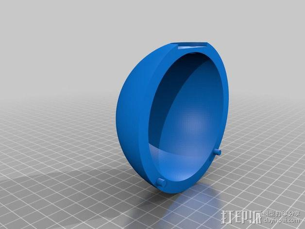 口袋妖怪球  3D模型  图6