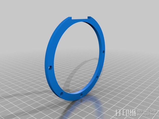 口袋妖怪球  3D模型  图5