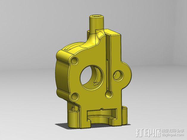 挤出机 送料器 3D模型  图5