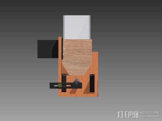 材料挤出机 3D模型  图4