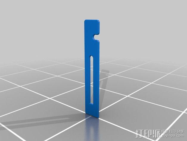 材料挤出机 3D模型  图6