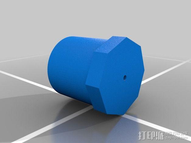 材料挤出机 3D模型  图5