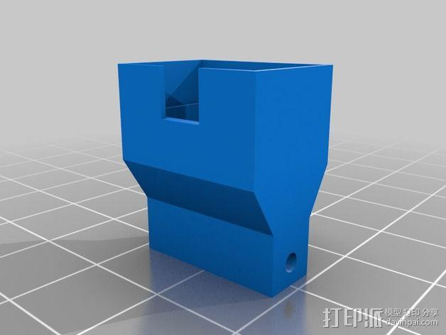 材料挤出机 3D模型  图9