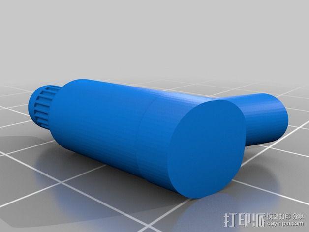 材料挤出机 3D模型  图11