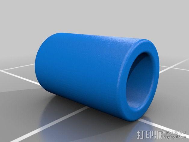 材料挤出机 3D模型  图13