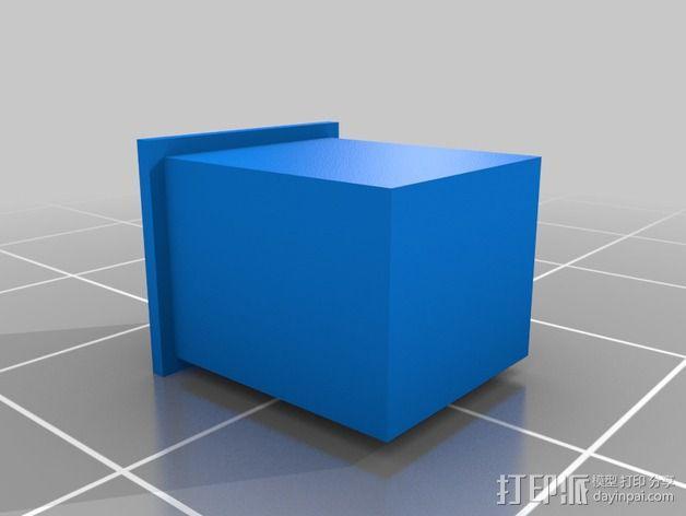 材料挤出机 3D模型  图12