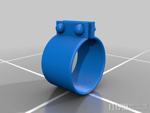 材料挤出机 3D模型  图16