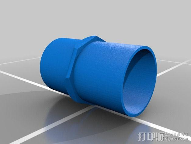 材料挤出机 3D模型  图18