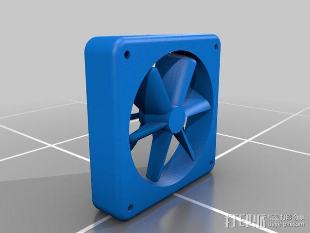 材料挤出机 3D模型  图19