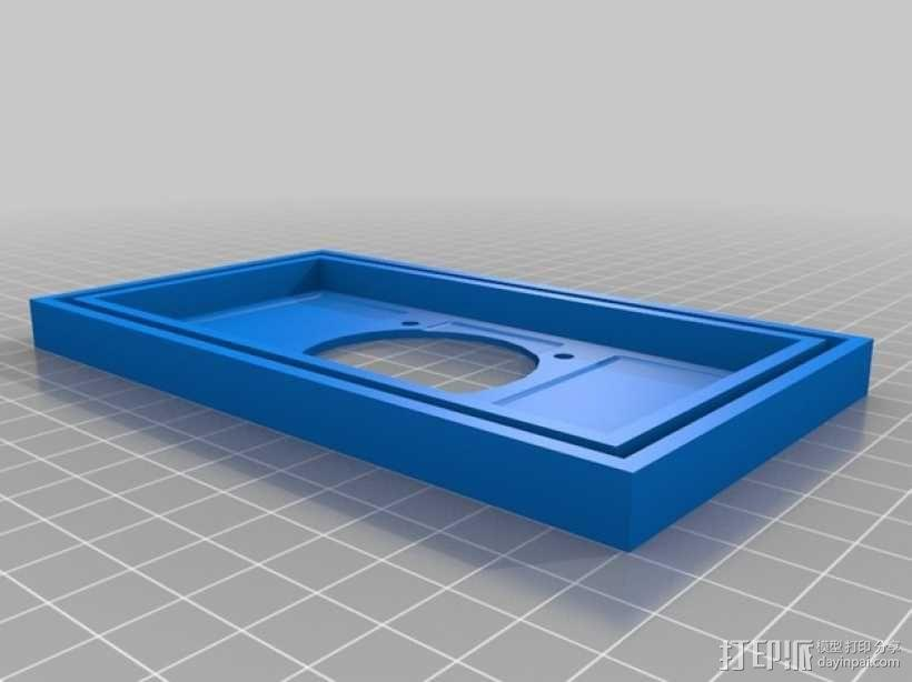RAMPS 1.4打印机控制板外壳 3D模型  图5