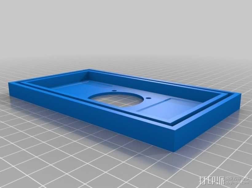 RAMPS 1.4打印机控制板外壳 3D模型  图8