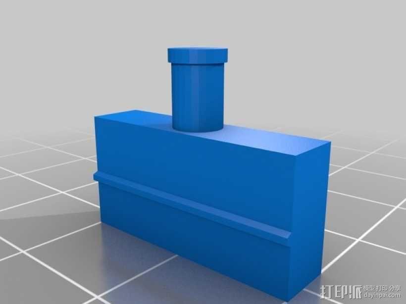 3D打印刮刀 3D模型  图6