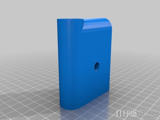 OneUp/ TwoUp框架 零部件 3D模型  图5