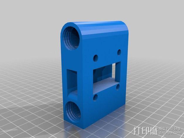 OneUp/ TwoUp框架 零部件 3D模型  图4