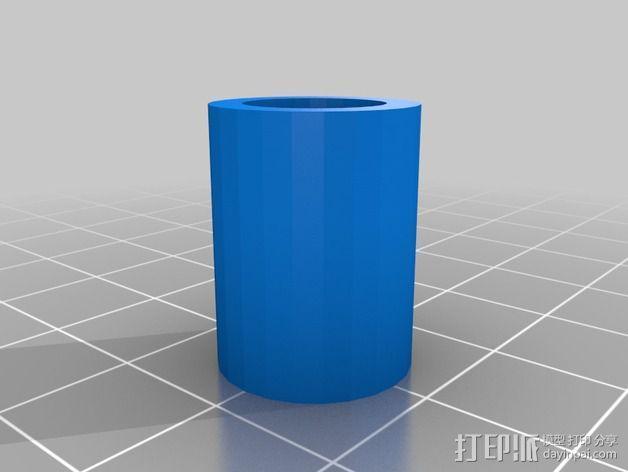 OneUp/ TwoUp框架 零部件 3D模型  图8