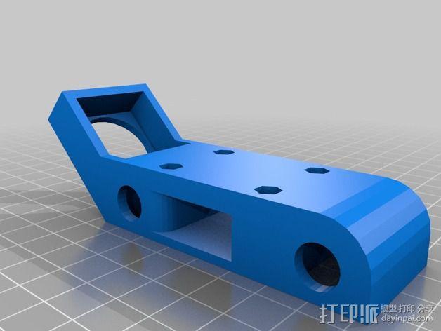 OneUp/ TwoUp框架 零部件 3D模型  图17