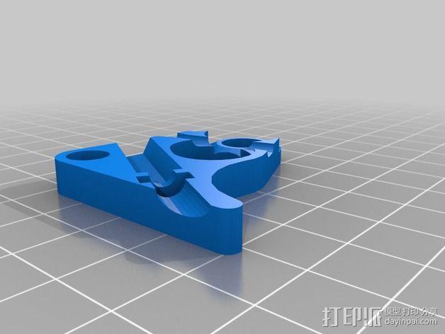 OneUp/ TwoUp框架 零部件 3D模型  图23