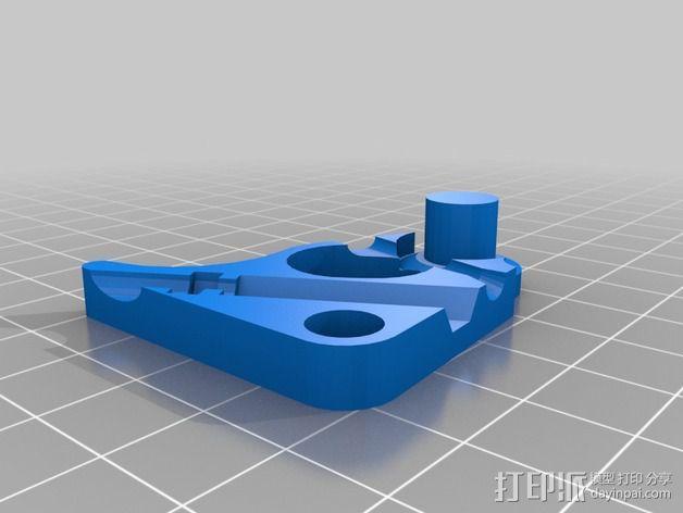 OneUp/ TwoUp框架 零部件 3D模型  图22