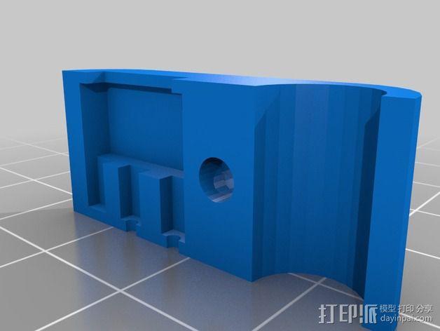 OneUp/ TwoUp框架 零部件 3D模型  图31