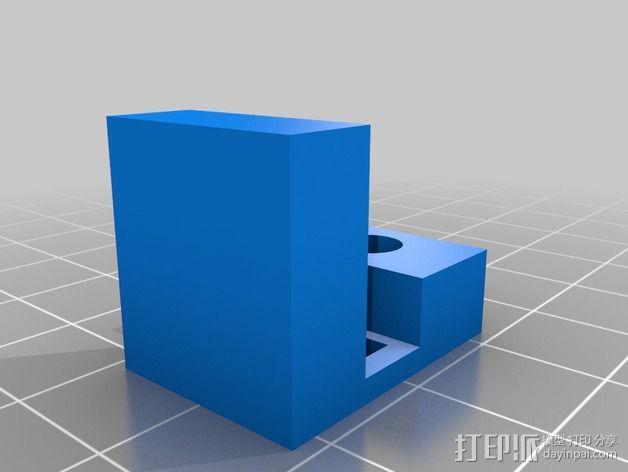 OneUp/ TwoUp框架 零部件 3D模型  图33