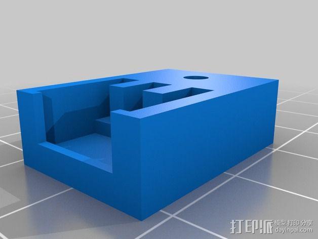OneUp/ TwoUp框架 零部件 3D模型  图34