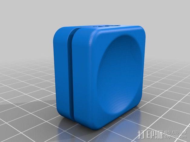锤子 手指保护器 3D模型  图2