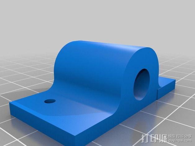 Printrbot Simple打印机部件 3D模型  图3
