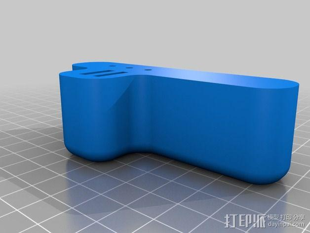 Printrbot Simple打印机部件 3D模型  图4
