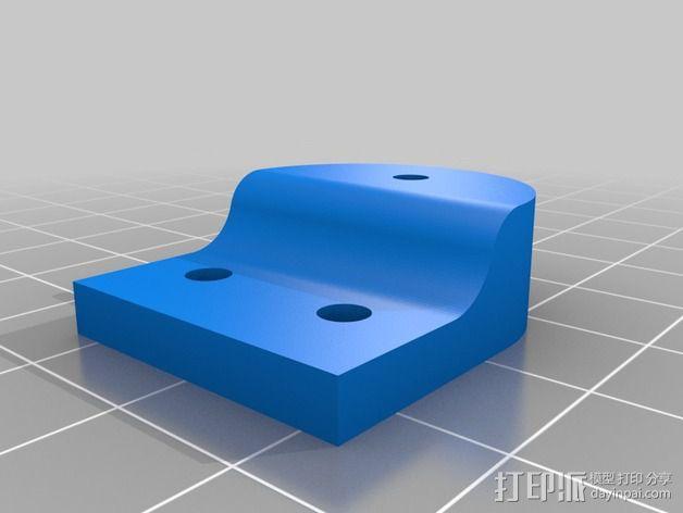 Printrbot Simple打印机部件 3D模型  图7