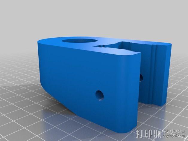 K8200打印机部件 3D模型  图3