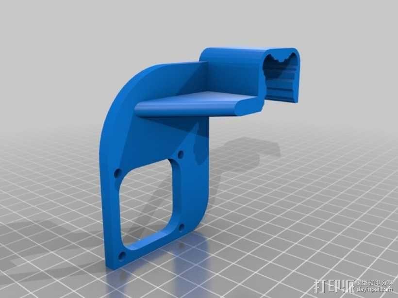 K8200打印机部件 3D模型  图6