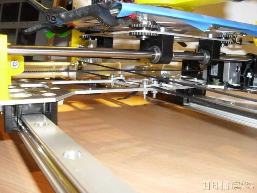 K8200打印机部件 3D模型  图9