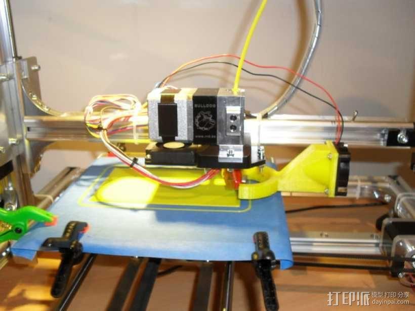 K8200打印机部件 3D模型  图8
