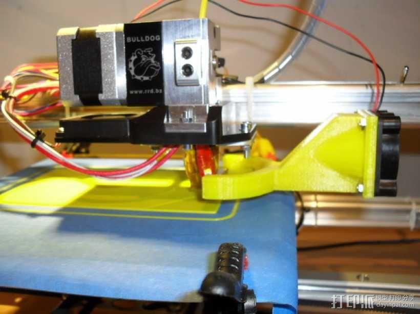 K8200打印机部件 3D模型  图11