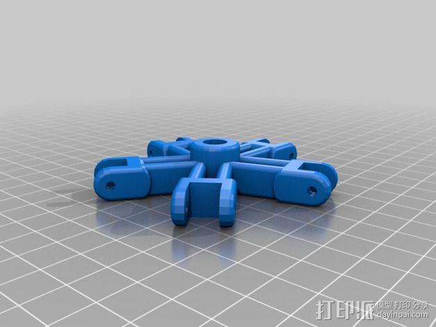线轴架 3D模型  图10