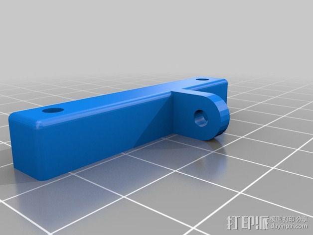 冷却导管 3D模型  图3
