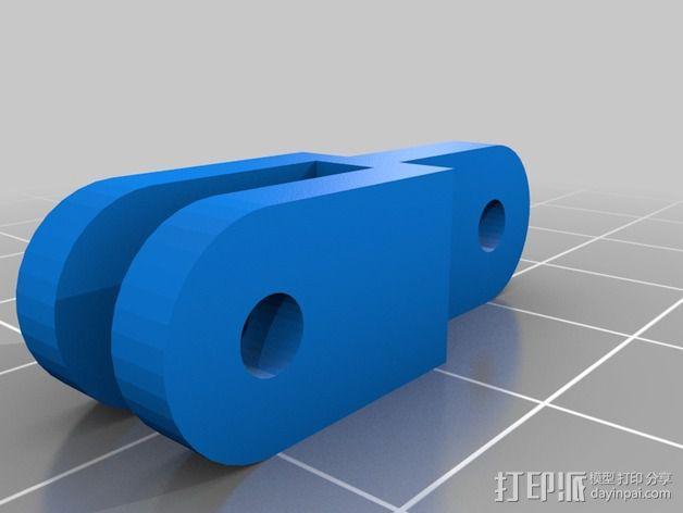 冷却导管 3D模型  图5