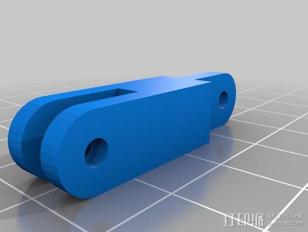 冷却导管 3D模型  图6