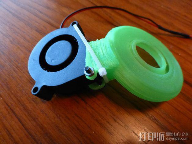 冷却导管 3D模型  图10