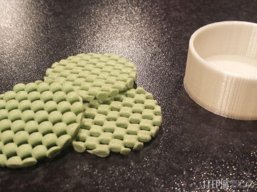 打印机防震脚 3D模型  图7