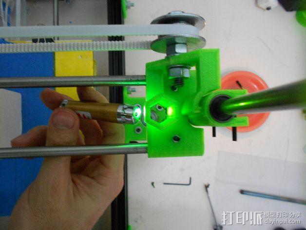 打印机防震器 3D模型  图5
