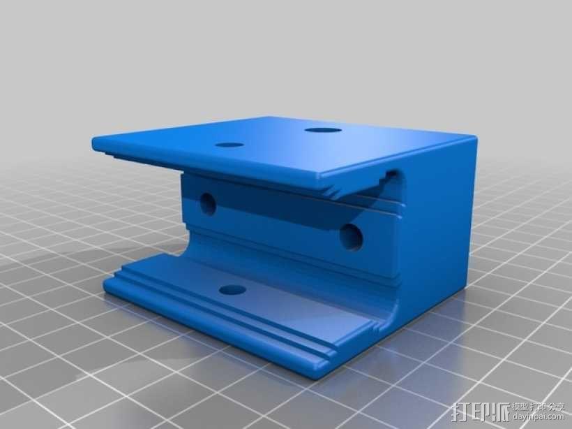 线圈座 卷料闸 3D模型  图9