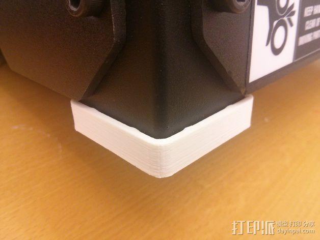 打印机角托  稳定器  3D模型  图9