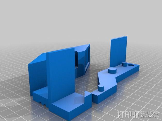传送门钥匙扣 3D模型  图2